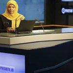 МИД Ирана выразил протест в связи с задержанием иранской телеведущей в США