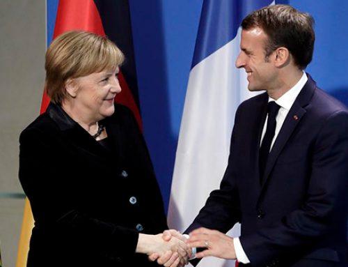 Германия и Франция подписали Ахенский договор