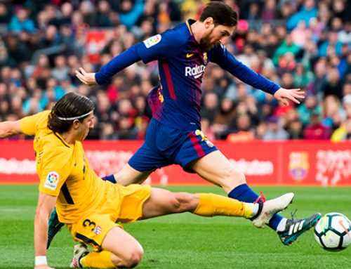 Защитник «Атлетико» считает, что Месси заслужил «Золотой мяч»