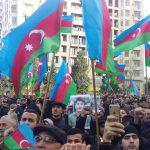 В Баку прошел митинг оппозиции