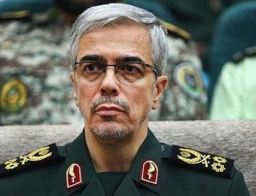 Начальник Генштаба ВС Ирана посетит Баку
