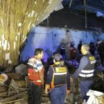 В Перу обрушилась стена отеля, погибло более 10 человек