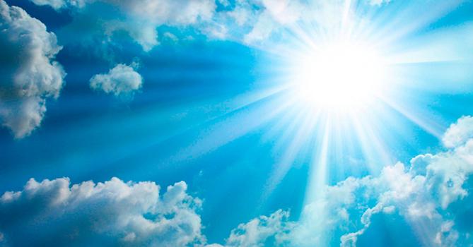 Завтра в Баку погода прогреется до 29 градусов