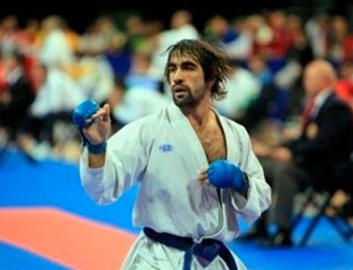 Рафаэль Агаев стал третьим в Дубае