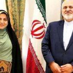 Фото главы МИД Ирана с представительницей народа белуджи вызвало недовольство