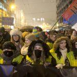 В Сербии тысячи человек вышли на протест против политики властей