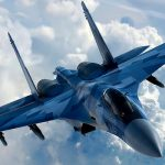 Российские истребители перехватили американские ядерные бомбардировщики