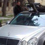 ИВ Баку предупредила водителей в связи с ветреной погодой