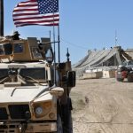 Военная база США в Сирии подверглась ракетному обстрелу