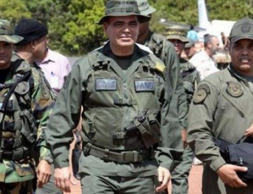В Венесуэле мятежные военные захватили один из районов столицы