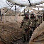 Министр обороны Азербайджана побывал в прифронтовой зоне