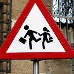 Осторожно: школа