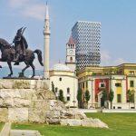 В Албании в ходе массовых протестов пострадали восемь человек