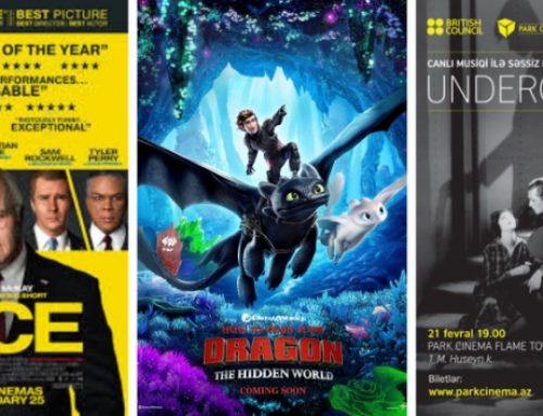 Комедия, немое кино и анимация: ParkCinema дарит кино на любой вкус