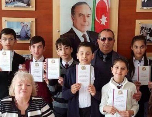 Учащиеся 46 бакинских школ проверили свое знание русского языка
