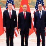 Начался новый раунд переговоров между США и Китаем о торговом соглашении