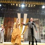 Страсти на бакинской сцене: москвичи показали «Анну Каренину»