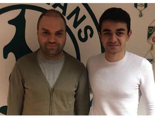 Азербайджанский футболист перебрался в Чехию