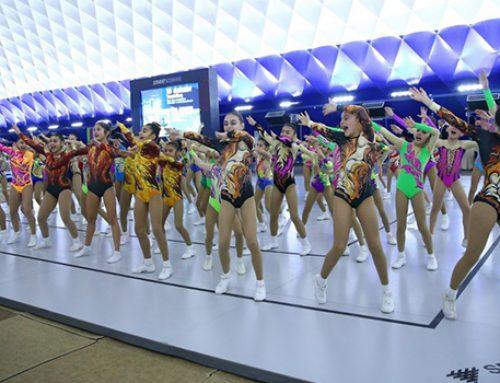 Федерация гимнастики Азербайджана — лучшая в мире!