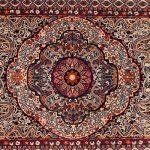 В Баку привезли ковры и украшения из Туркменистана