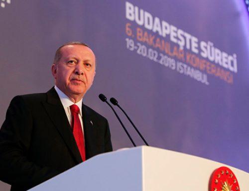 Эрдоган подверг критике пропаганду вокруг т.н. «геноцида армян»