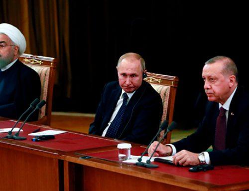 «Сирию ждут две крупные военные операции»