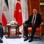 Эрдоган и Рухани обсудили Карабах и ситуацию в регионе
