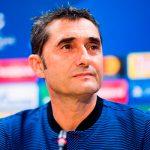 «Барселона» объявила о продлении контракта с Вальверде
