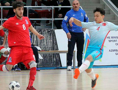 Азербайджанский тренер прокомментировал поражение со счетом 1:10