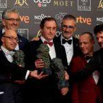 Премию «Гойя» за лучший фильм получила лента «Чемпионы»