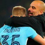 Гвардиола похвалил Зинченко