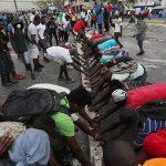 Протестующие на Гаити призвали на помощь Россию