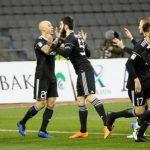 «Карабах» победил и догнал «Нефтчи»