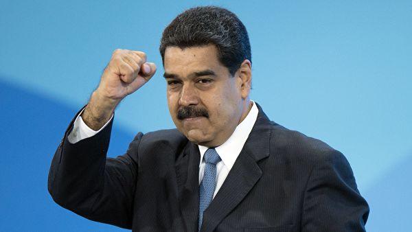 Мадуро ответил на угрозы США в отношении Венесуэлы
