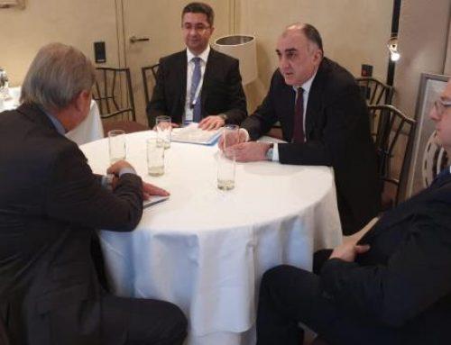 Азербайджан и ЕС обсудили вопросы сотрудничества