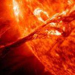 Зафиксирована мощнейшая магнитная буря на Земле