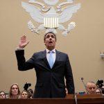 Майкл Коэн призвал республиканцев не защищать президента