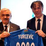 У сборной Азербайджана новый главный тренер