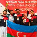 Африканский успех азербайджанских бойцов
