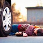 В Баку водитель насмерть сбил девушку и сбежал