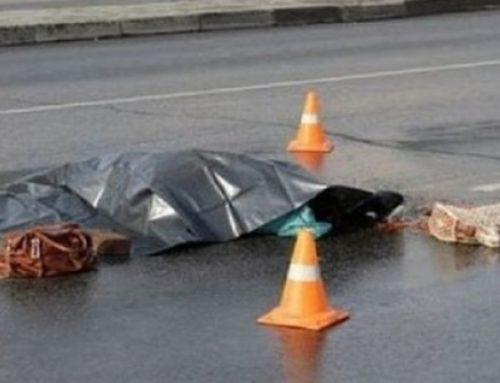 Маршрутный автобус насмерть сбил женщину-пешехода