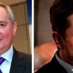 Рогозин против Маска