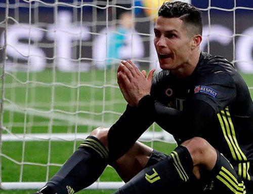 Роналду: Я пять раз выигрывал Лигу чемпионов, «Атлетико» — ни разу, ноль