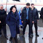 Саломе Зурабишвили побывала в Гахском районе