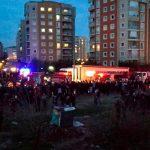 В Стамбуле в результате крушения военного вертолета погибли четверо военнослужащих