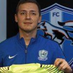 Экс-вратарь сборной Азербайджана продолжит в Украине