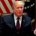 Трамп из-за спада на биржах провел совещание с главами ведущих банков США