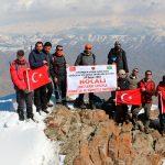 Альпинисты из Турции почтили память жертв резни в Ходжалы
