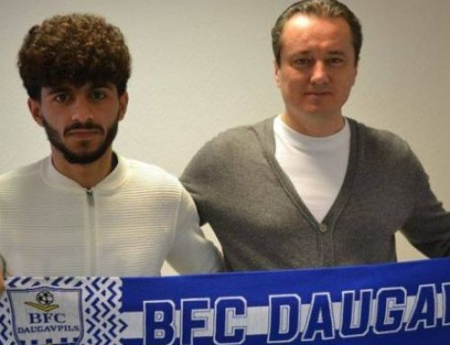 Азербайджанский игрок перебрался в чемпионат Латвии