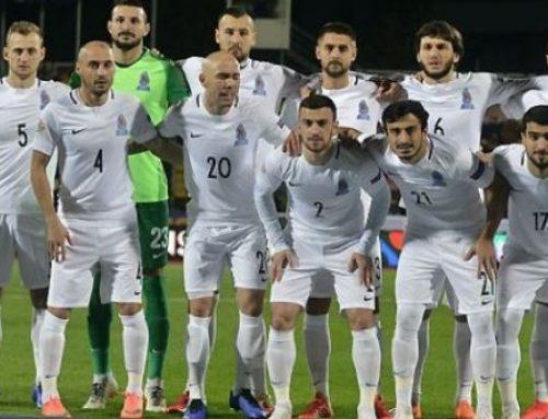 Сборная Азербайджана сыграет с Литвой